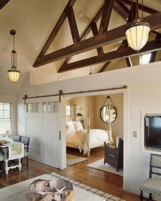 Nice Fall Bedroom Decoration For Farmhouse Style 20