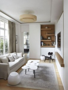 Perfect Small Living Room Design For Your Apartment 02