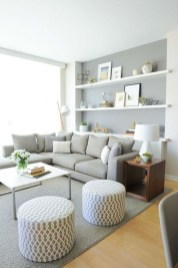 Perfect Small Living Room Design For Your Apartment 04