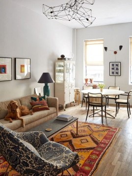 Perfect Small Living Room Design For Your Apartment 08