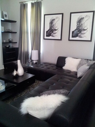 Perfect Small Living Room Design For Your Apartment 25