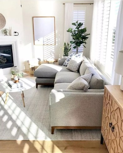 Perfect Small Living Room Design For Your Apartment 31