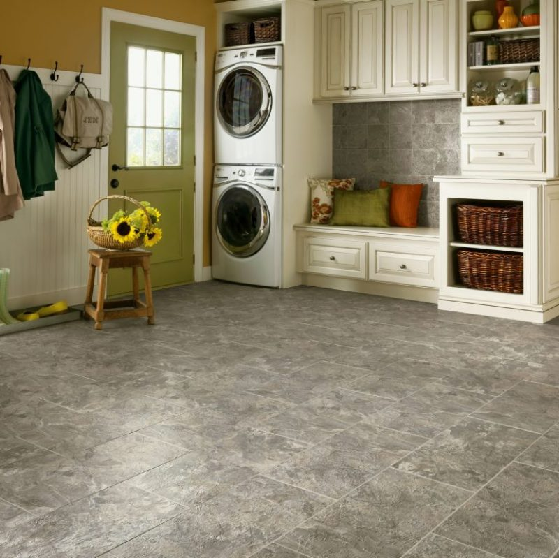 25 laundry room flooring ideas you ll love to get a on paint for laundry room floor ideas images id=13878