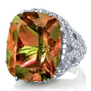 zultanit gyűrű