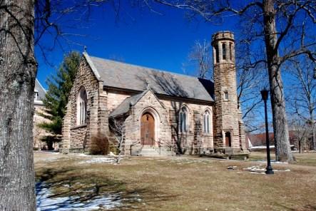 Luke Chapel