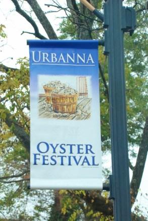 2015 Oyster Festival in Urbana, Virginia