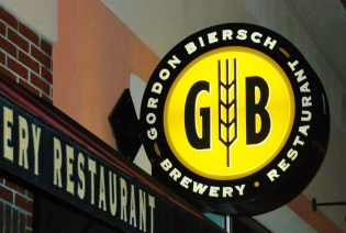 The Gordon Biersch Brewery and Restaurant