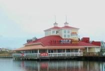 A Barefoot Landings restaurant