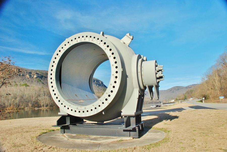 Generating power hundreds of feet beneath your feet. Raccoon Mountain Pumped Storage Reservoir Renaissance Musings