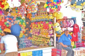 """Games of """"skill"""" oon the Midway"""