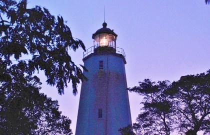 Sandy Hook Lighthouse, Sandy Hook, New Jersey