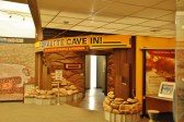 The 2014 Cave In is now a major display within the Museum.