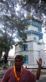 Keraton Hadiningrat Surakarta