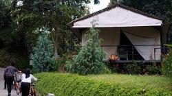 Tenda glamor di Trizara - renjanatuju.com