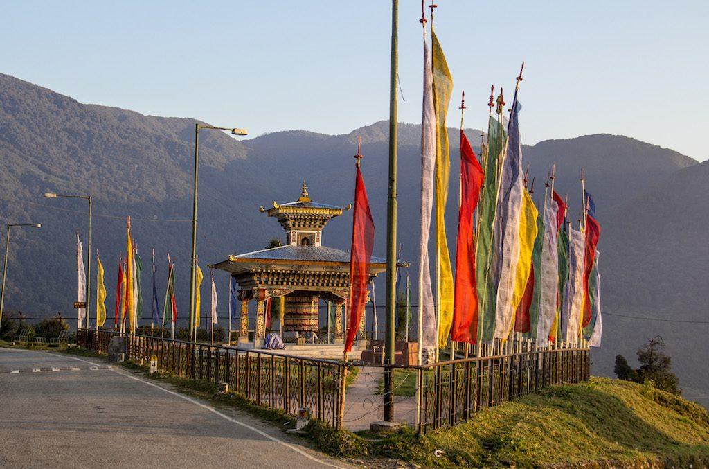 Butan Yazıları 2: Gedu'dan Dünyanın Trafik Işıkları Olmayan Tek Başkenti Thimphu'ya