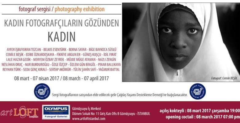 Kadın Fotoğrafçıların Gözünden Kadın…