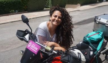 Asil Özbay: Bir Kadın 3 Kıta!