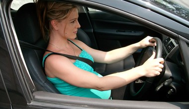Araba Kullanan Hamilelere Öneriler!