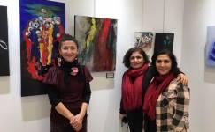 Üç Sanatçı Kardeşten Paris'te Sergi…