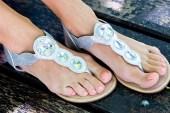 Ayaklara Sindrella Estetiği