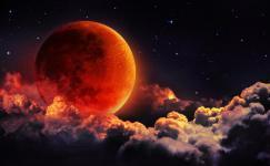 31 Ocak Ay Tutulmasının Mesajı: Düşünmeden Atağa Kalkmayın!