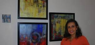 Rana Sirkecioğlu: Sanat İçsel Bir Yolculuk…