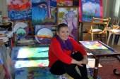 Ayten Köse: Sanatım, İçimden Gelen Seslerin Renksel Boyutu!
