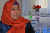 Suriyeli Şair ve Mülteci Nagma Saraj Ötün, Sığınmacı Kadınlar İçin Çalışıyor…