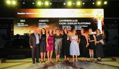 Gayrimenkulde Kadın Liderler Platformuna Ödül