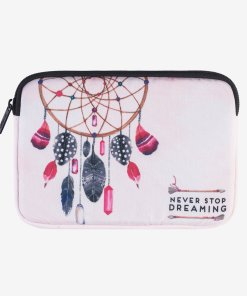 Fermuarlı Laptop Tablet Çantası Small - Never Stop Dreaming - Legami