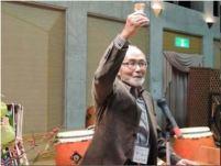 和田理事長による乾杯