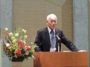 10月27日午前10時より開催 参加人員170名 後藤会長挨拶