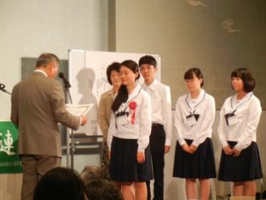 岡山県立朝日高校
