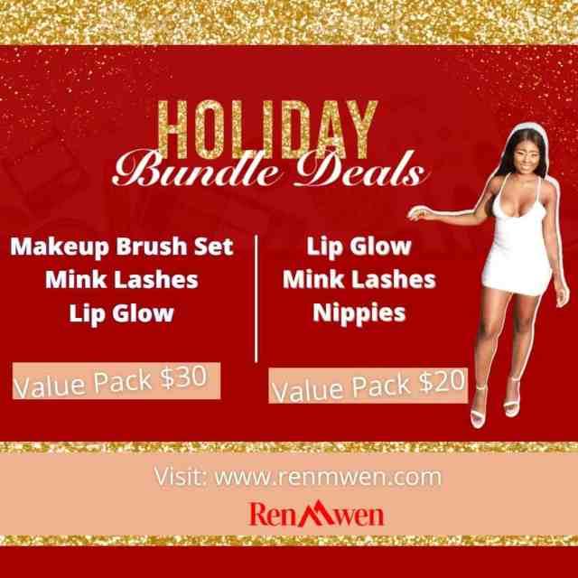 Holiday Bundle Deal 1 - Value Pack $30