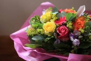 相手の魅力を伝える花言葉