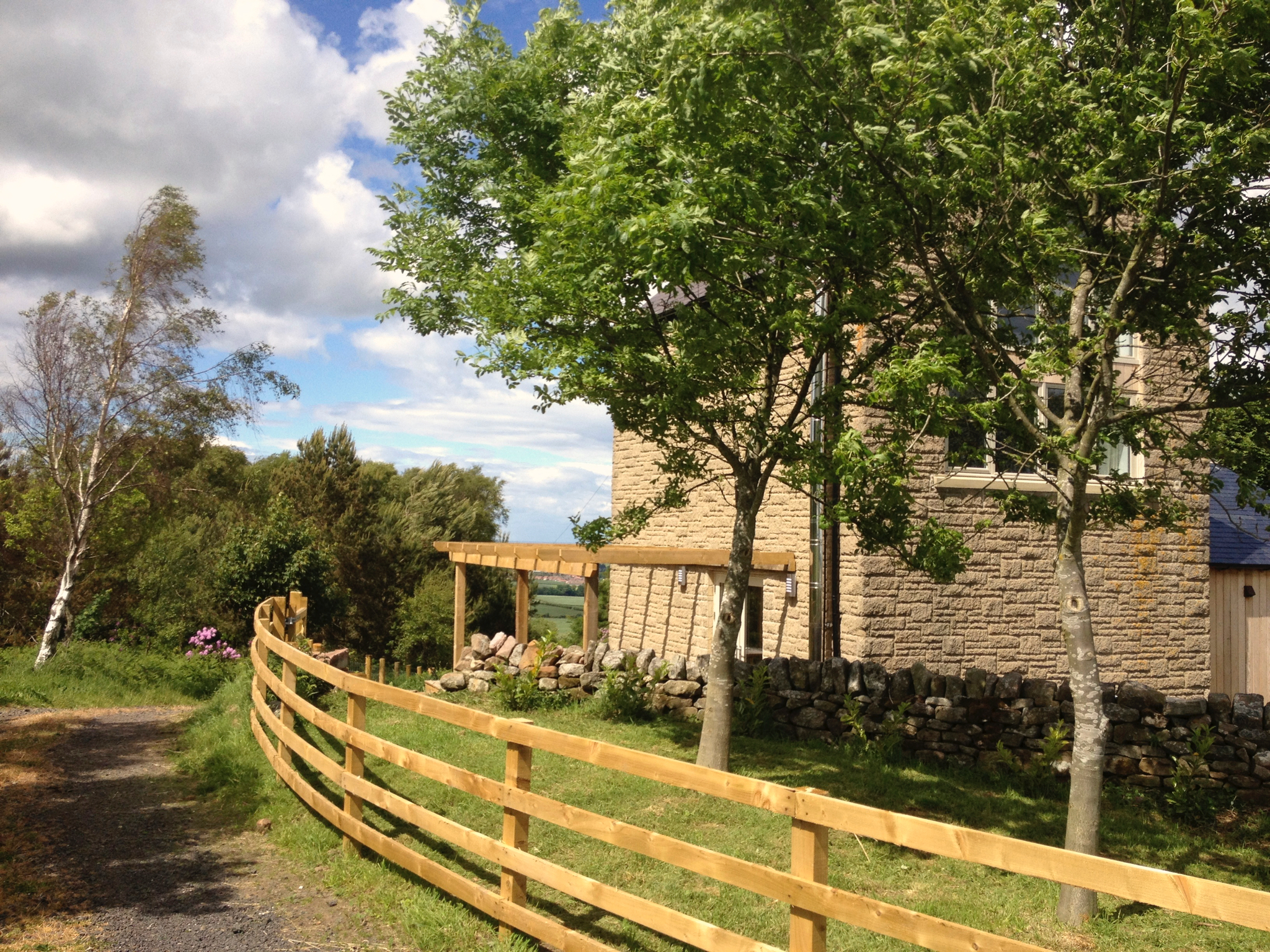 Bellshill Tower, Renner Cottages. Luxury holiday cottages in Northumberland UK, dog friendly, available for short breaks.