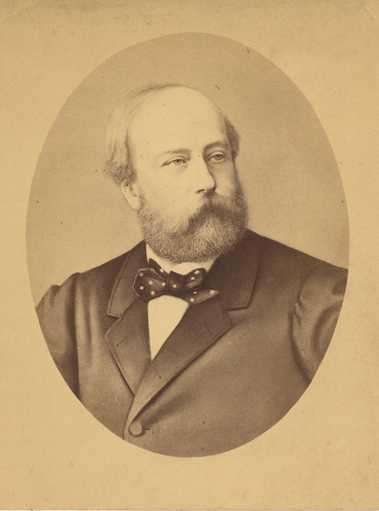 Henri V - Comte de Chambort - Décédé en 1883