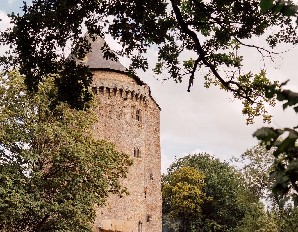Tour Duguesclin Grand Fougeray