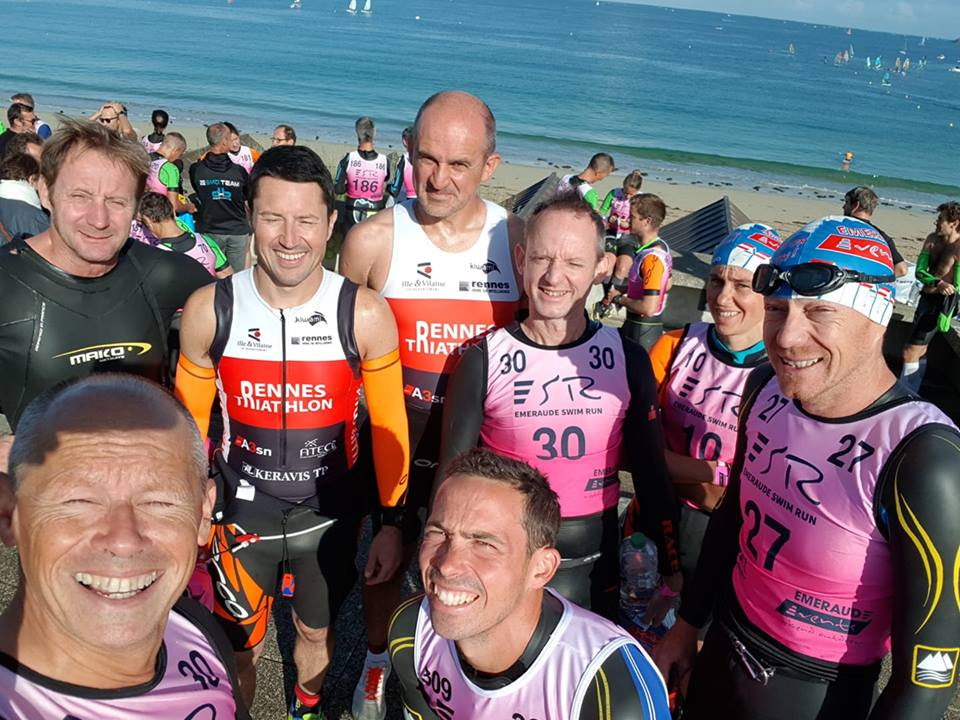 TRIATHLON L // SAINT LUNAIRE // 16.09.2018