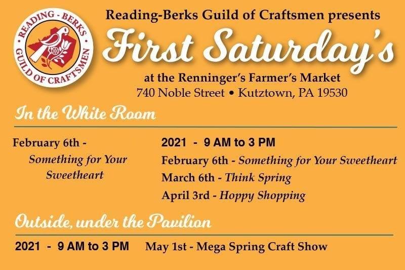 First Saturdays Event