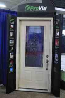 Provia Display Door