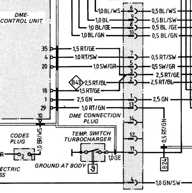 basic wiring schematic for a race car