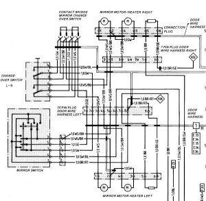 Does anyone have a picture of the wiring for the power