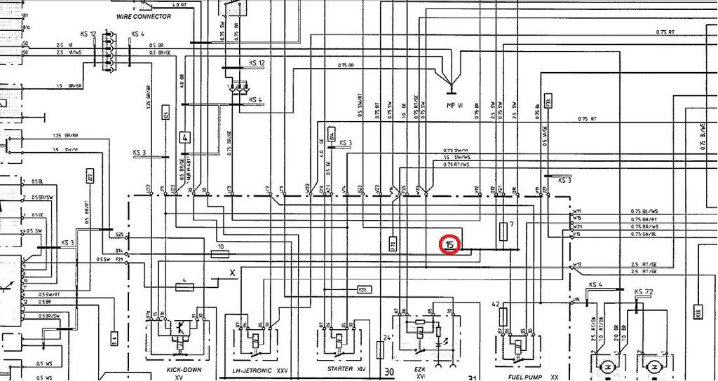 Wiring Diagram Question 87s4