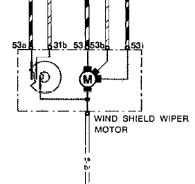 Wiring wiper motor from scratch, help!  Rennlist