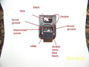 OB side mirror switch wiring?  Page 2  Rennlist