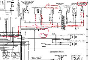 Thermo intake air fan circuit 1986 32v 50l 928S  Rennlist  Porsche Discussion Forums