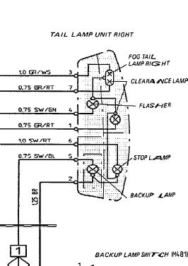 87 Taillight cluster socket repaired  Rennlist  Porsche Discussion Forums