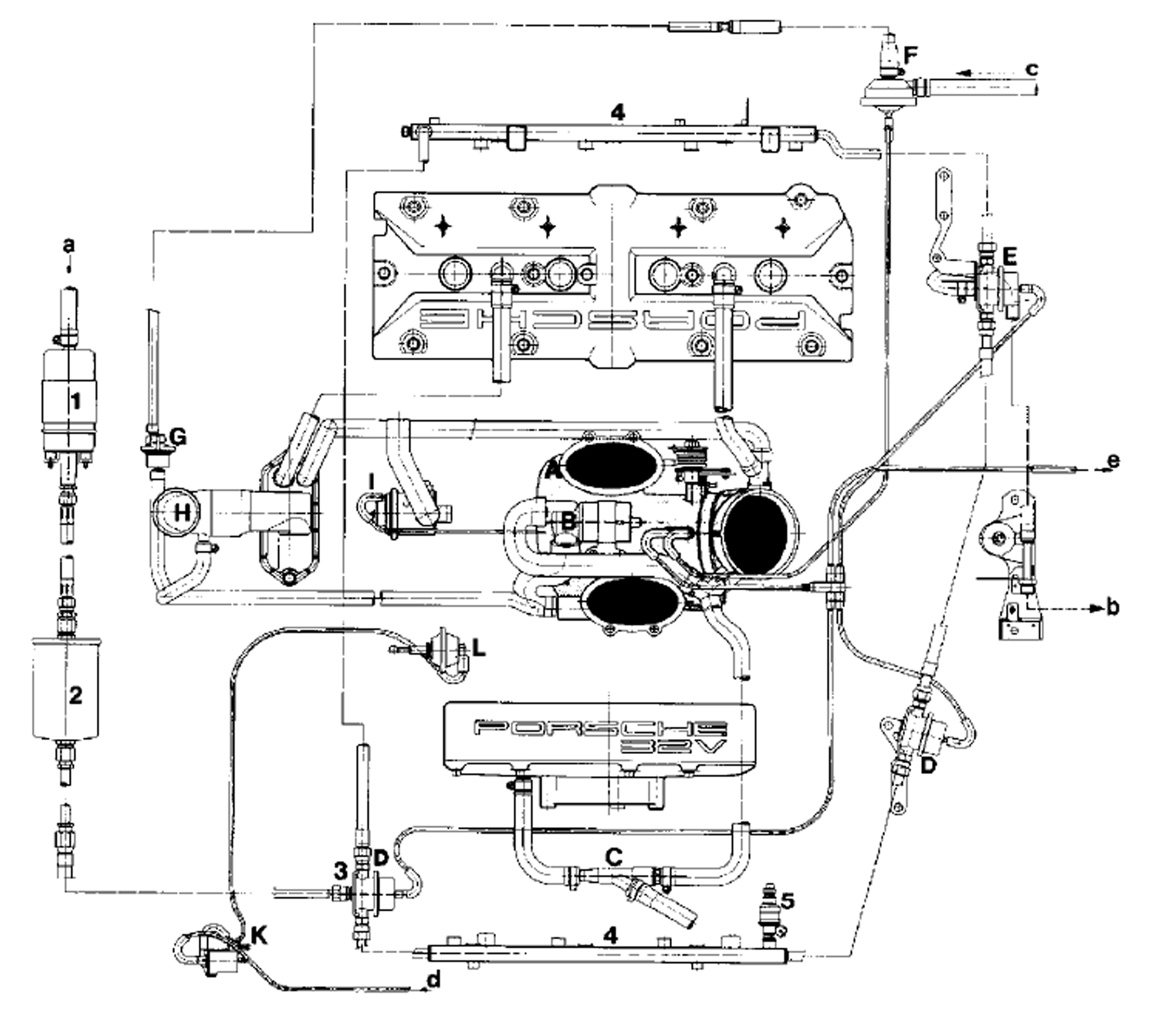 Brake Booster Diagram