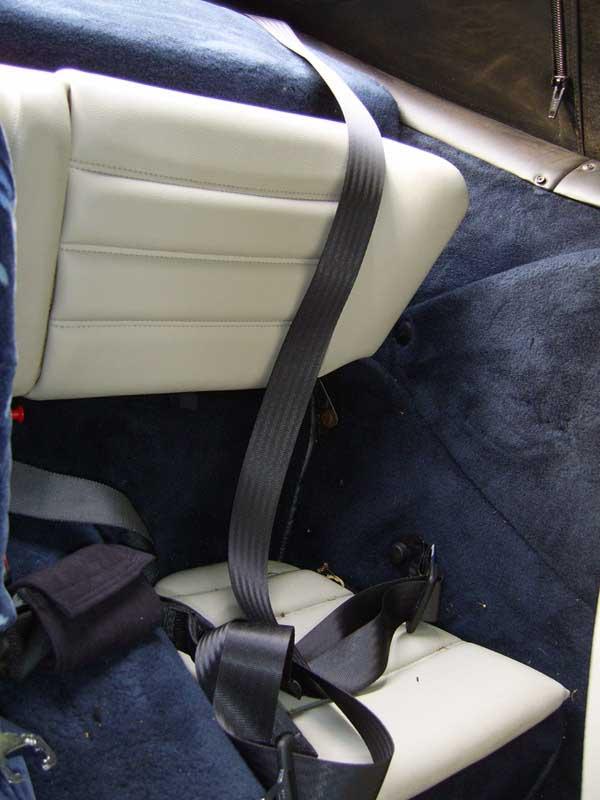 Cab Rear Seat Amp Belts Install Rennlist Porsche
